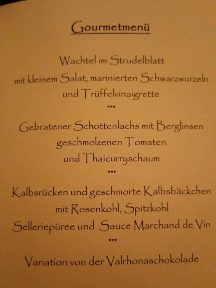 restaurant ich wei ein haus am see 11 recensioni cucina tedesca altes forsthaus 2 krakow. Black Bedroom Furniture Sets. Home Design Ideas