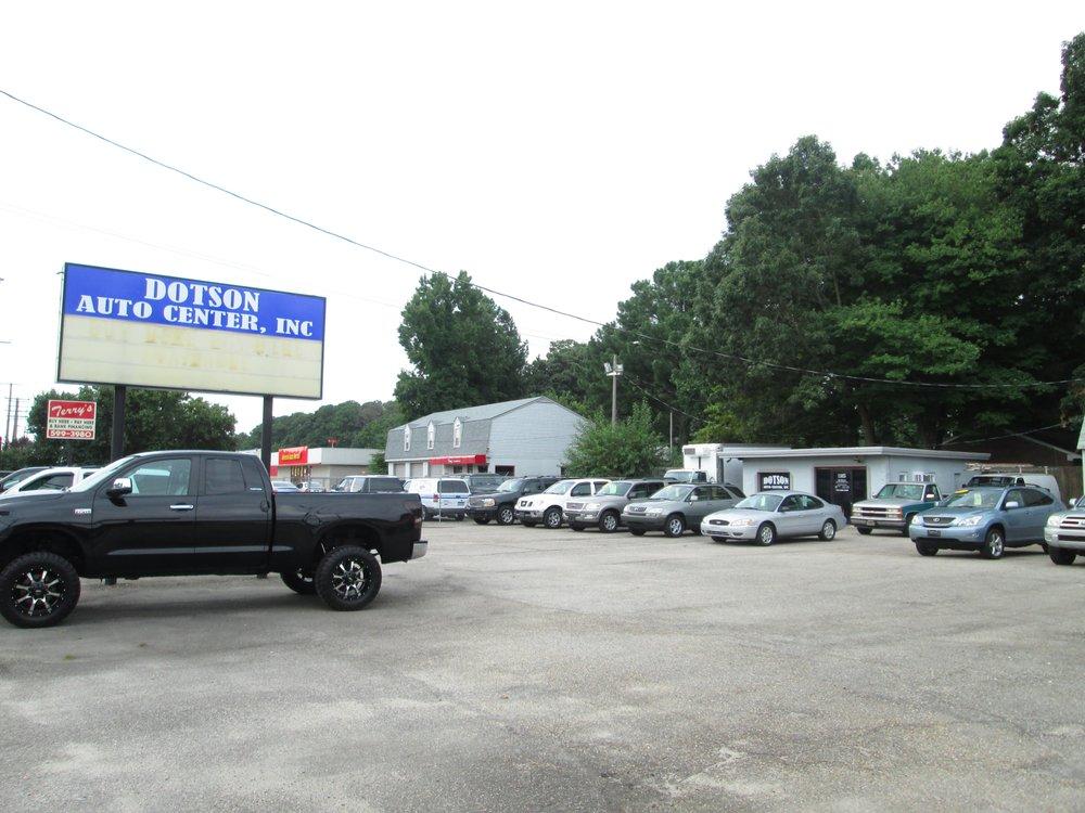 Dotson Auto Center: 19441 Brewers Neck Blvd, Carrollton, VA