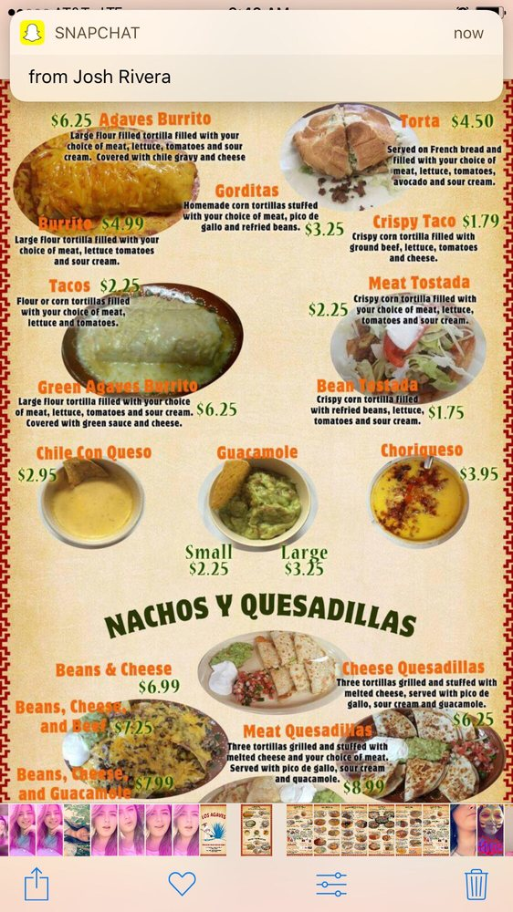 Los Agaves Restaurant: 611 N 8th St, Artesia, NM