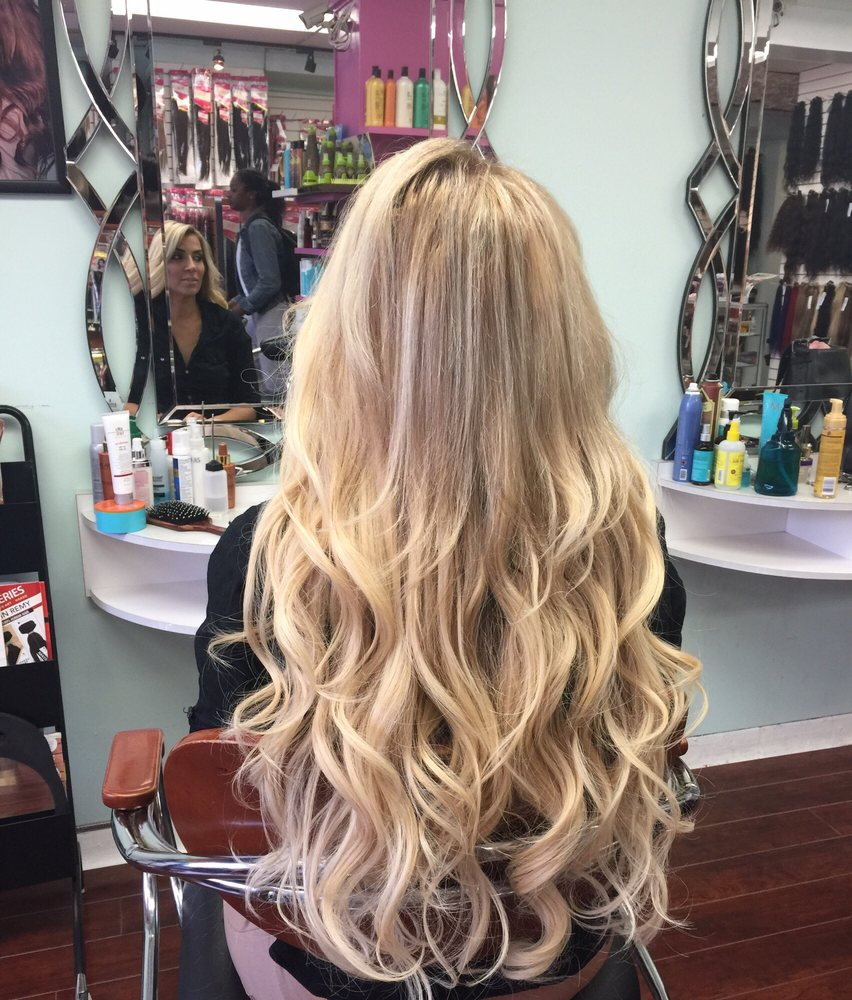 4 Your Hair Extensions 16 Photos Hair Salons 1368 Queen St W