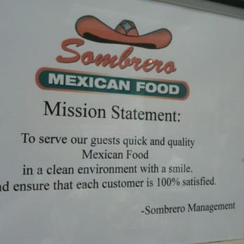 Sombrero Mexican Food Spring Valley Ca