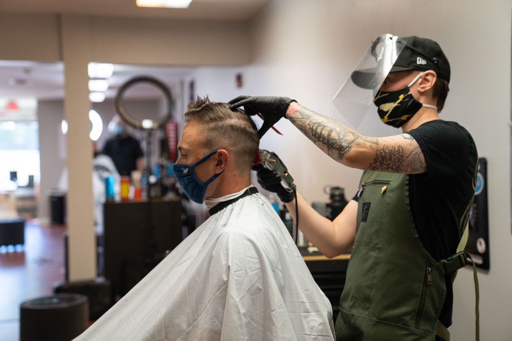Ampell Barbershop: 303 Macedon Center Rd, Fairport, NY
