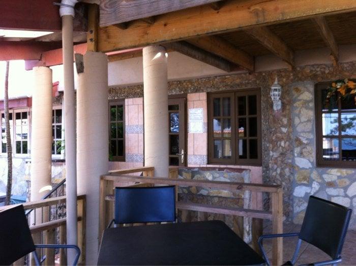 Tony's Restaurant: Rte 102,, Cabo Rojo, PR