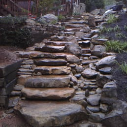 Adrian smith landscapes 23 photos landscaping for Landscaping rocks winston salem nc