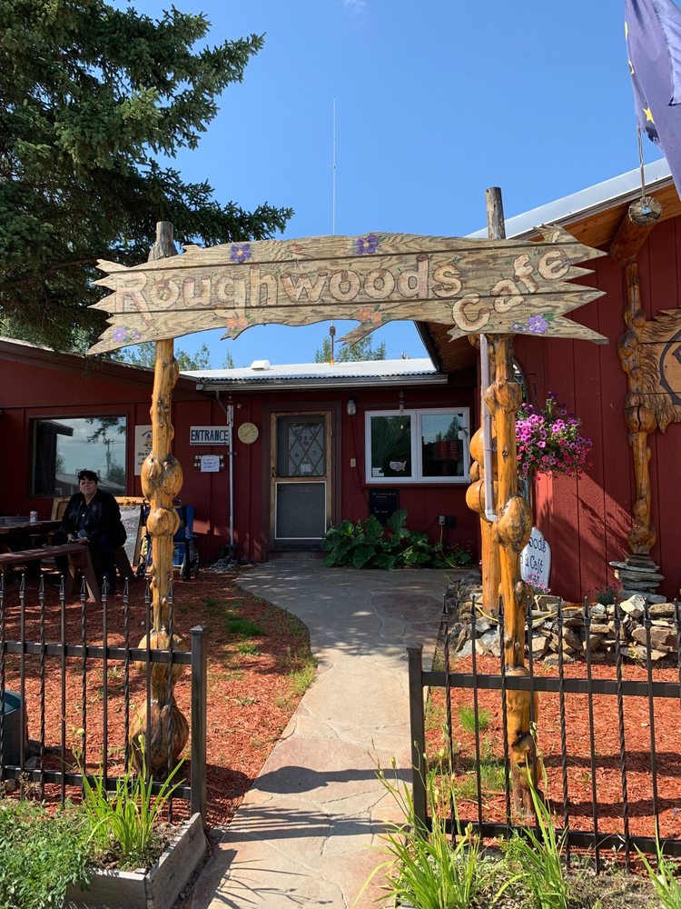 Roughwoods Cafe: 623 A St, Nenana, AK