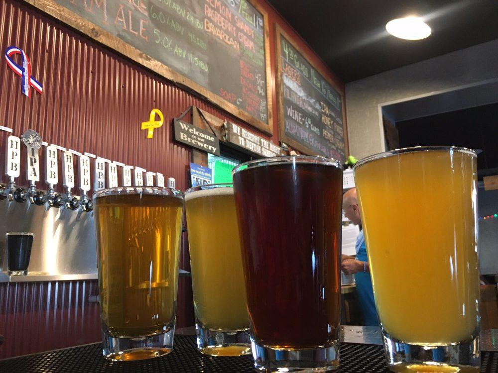 High Plains Brewing: 611 E Main St, Laurel, MT
