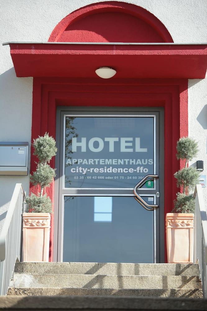 city residence hotel frankfurt oder frankfurt oder brandenburg. Black Bedroom Furniture Sets. Home Design Ideas