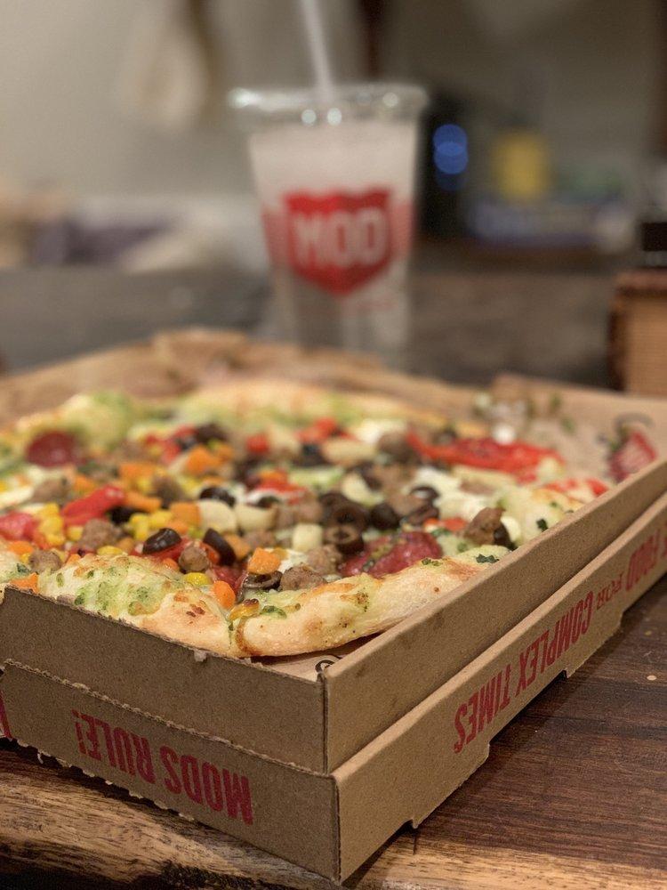 MOD Pizza: 617 N Redwood Rd, Saratoga Springs, UT
