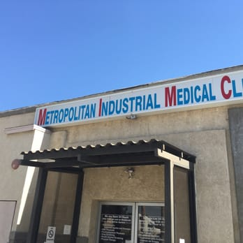 Metropolitan Industrial Medical Clinic Medical Centers 10444