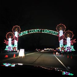 Wayne County Lightfest - 81 Photos & 25 Reviews - Festivals - 7651 N ...