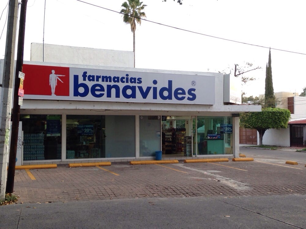 Farmacias Benavides - Pharmacy - Lapizlázuli 3052, Zapopan