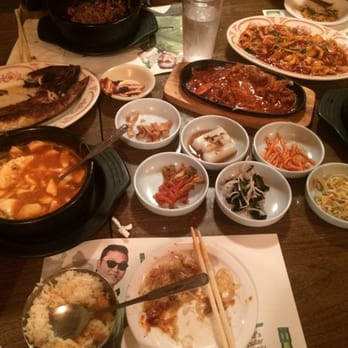 Arirang Korean Restaurant San Antonio Tx