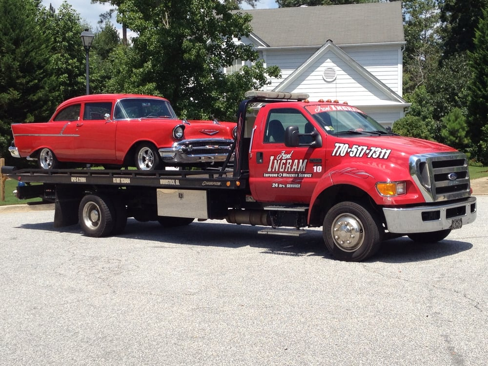 Towing business in Woodstock, GA