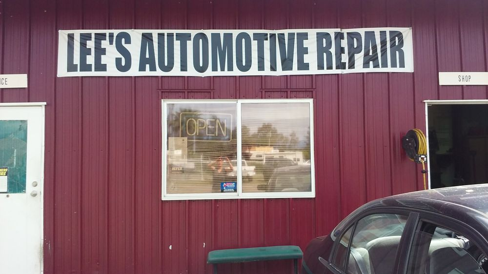 Lee's Automotive Repair: 1242 W Wood St, Willows, CA