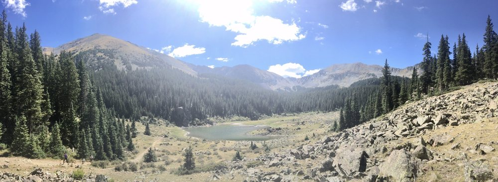 Williams Lake Trail: Taos Ski Valley, Taos, NM