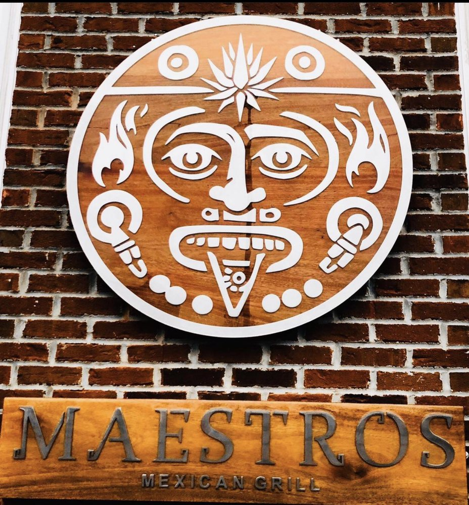 Maestros Mexican Grill: 836 4th St, Portsmouth, OH