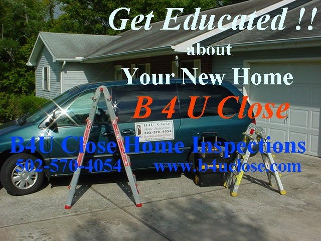 B4U Close Home Inspections: 120 Marketplace Circ, Georgetown, KY