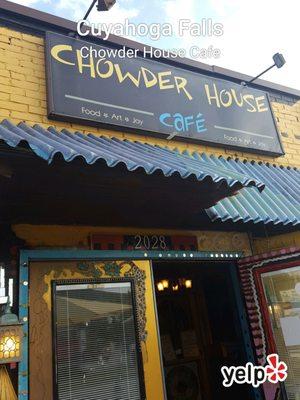 Chowder House Cafe 2028 Chestnut Blvd Cuyahoga Falls Oh Arts
