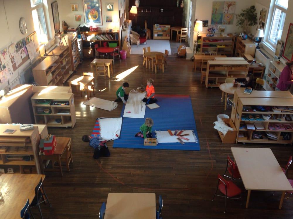 Georgetown Montessori School: 1041 Wisconsin Ave NW, Washington, DC, DC