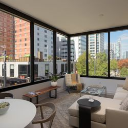Ordinaire Photo Of Lilli Midtown   Atlanta, GA, United States. Model View Facing  Peachtree