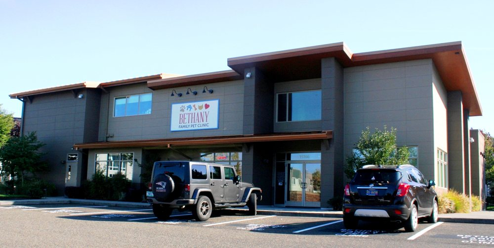 Bethany Family Pet Clinic: 15166 NW Central Dr, Portland, OR