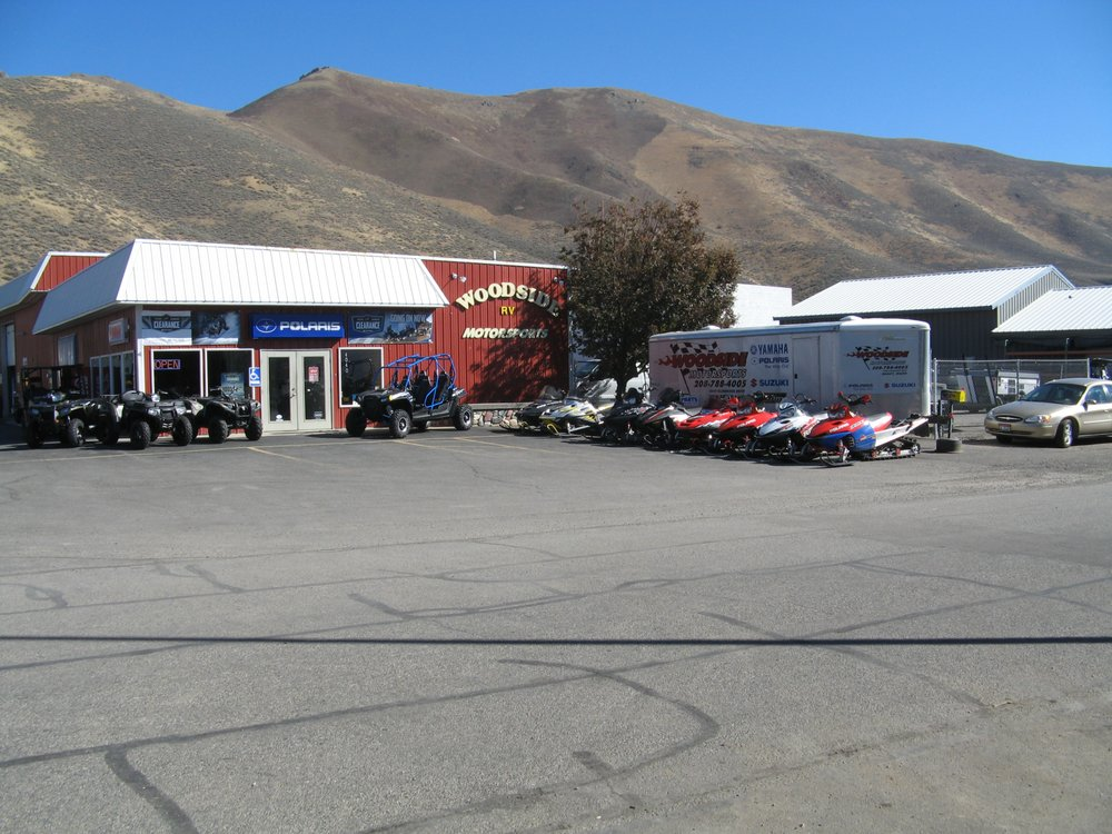 Woodside Motorsports: 4040 Glenbrook Dr, Hailey, ID