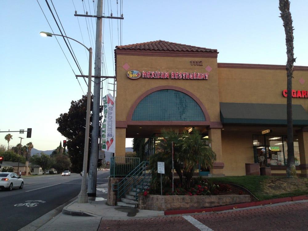 El Sol Restaurant Corona Ca