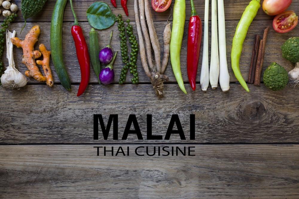 Thai Restaurant Randolph Ma