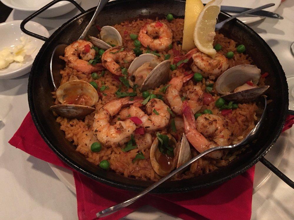 España Restaurant & Tapas: 22 S 4th St, Fernandina Beach, FL