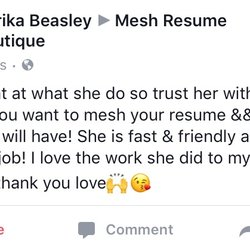 Mesh Resume Boutique - Career Counseling - Memphis, TN - Phone ...