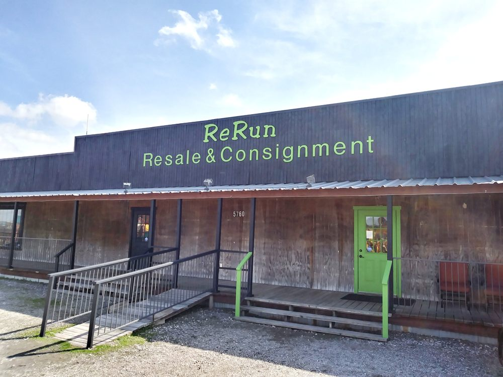 Rerun Resale & Consignment: 5760 Central Expy, Fairview, TX