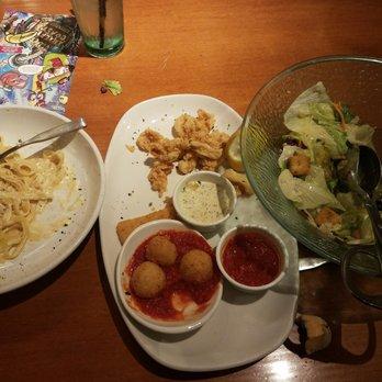 Olive garden italian restaurant 181 photos 165 reviews italian 500 rt 3 w secaucus nj for Olive garden union nj