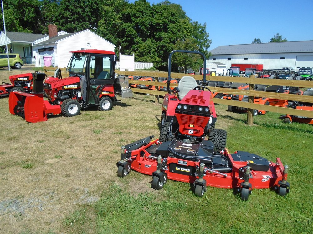 Steiner Tractors and Attachments - Yelp