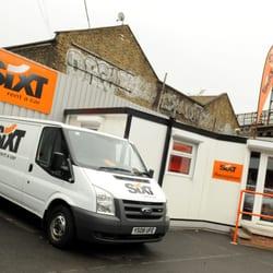 Sixt Rent A Car Battersea Car Hire 171 Battersea Park Road Nine