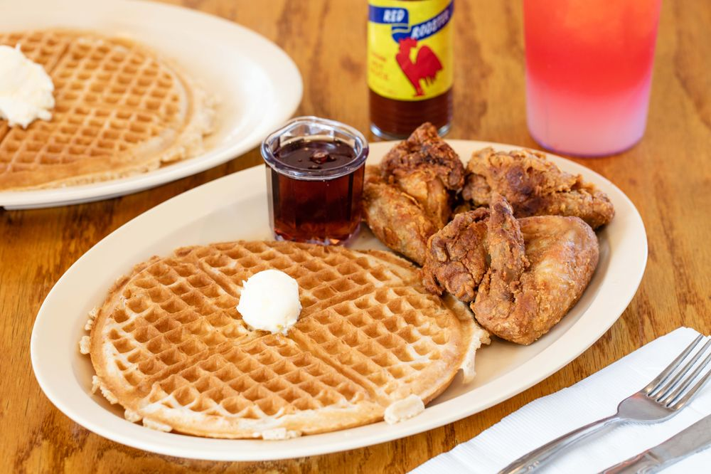 Roscoes House Of Chicken Waffles Order Food Online 2665