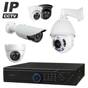 Commercial Grade IP Camera Equipment - 1080P - Yelp