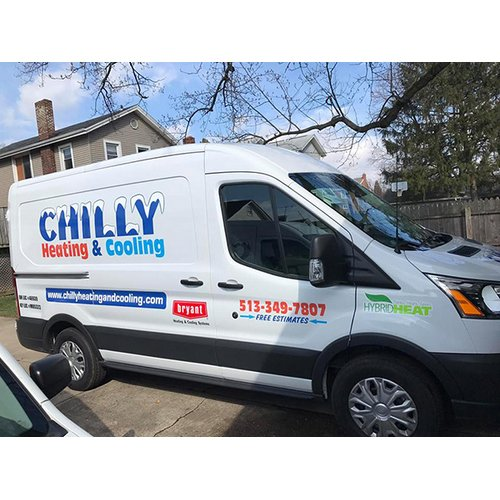 Chilly Heating & Cooling: 639 Blanche Ave, Cincinnati, OH