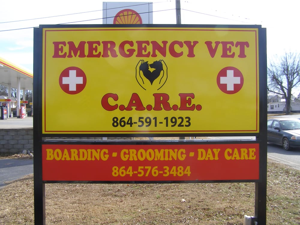 Care-Animal Emergency Clinic Of Spartanburg: 121 S Blackstock Rd, Spartanburg, SC
