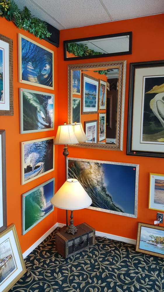 Left Bank Art and Frame: 269 S US Hwy 1, Tequesta, FL