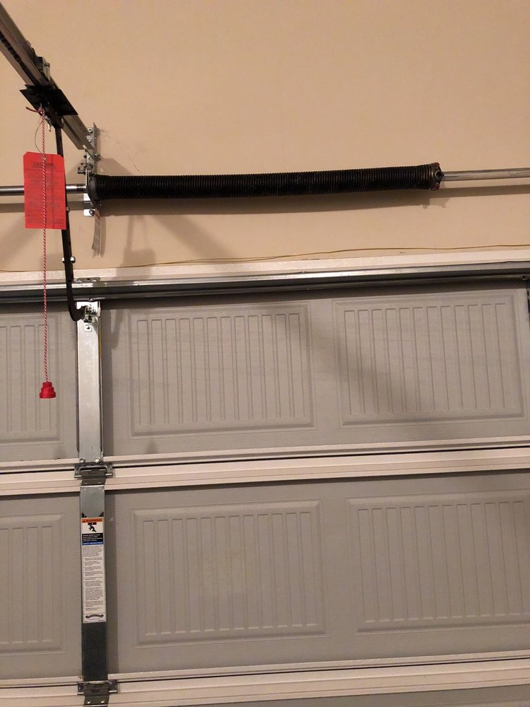 The Little Guy Garage Door Services: Decatur, GA