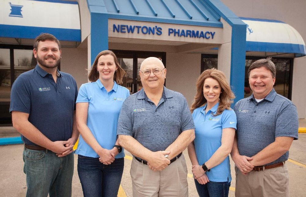 Newton Pharmacy: 715 W Main St, Russellville, AR