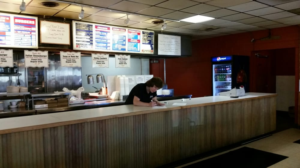 Charlie Riedel S Fast Food Ontario Ny