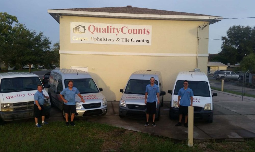 Quality Counts Carpet: 4235 60th St W, Bradenton, FL