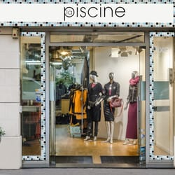 La Piscine Men S Clothing 104 Rue De Courcelles Pereire