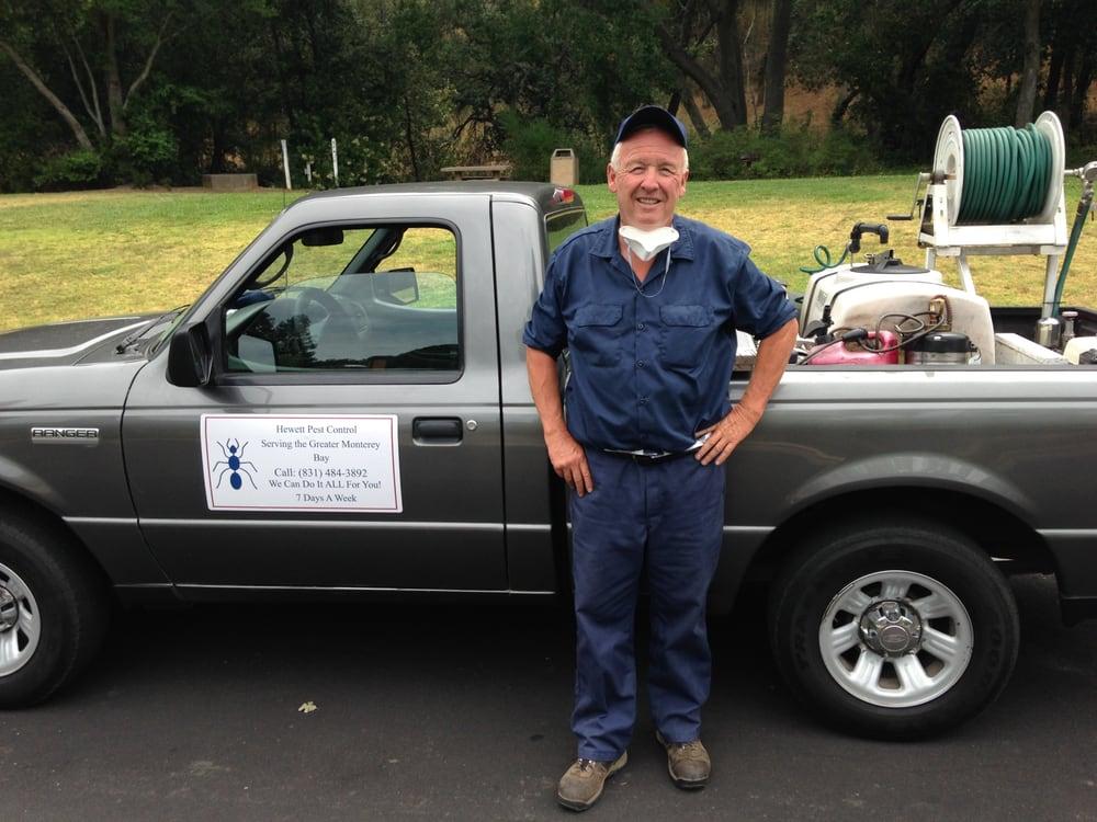 Hewett Pest Control: 325 Maher Rd, Royal Oaks, CA