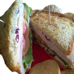 Photo Of Gluten Free Creations Phoenix Az United States Turkey Bliss Sandwich