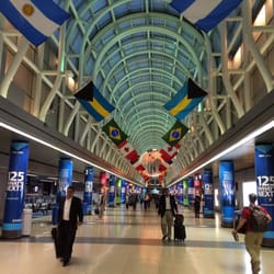 Chicago o'hare airport terminal 3