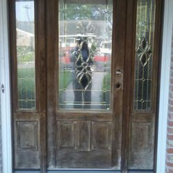 Photo Of Cu0026J Front Door Refinishing Services   South Houston, TX, United  States ...