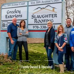 Photo of Slaughter Roofing - Greeley CO United States  sc 1 st  Yelp & Slaughter Roofing - Roofing - 916 38th Ave Ct Greeley CO - Phone ... memphite.com