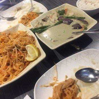 Thai Food Erin Mills